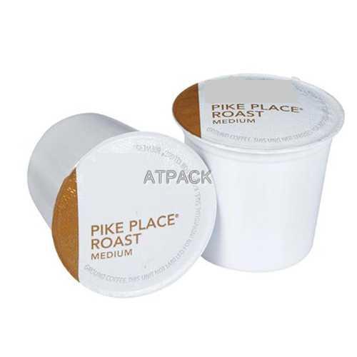 K cup coffee packaging machine