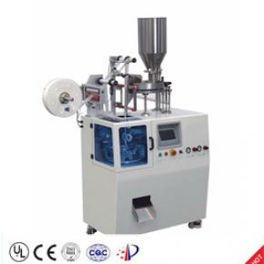 Triangle bag tea packaging machine with Measurement cup weigher