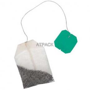 String and Tag Teabag Packing Machine