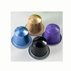 Al Nespresso Capsule Filling Sealing Machine
