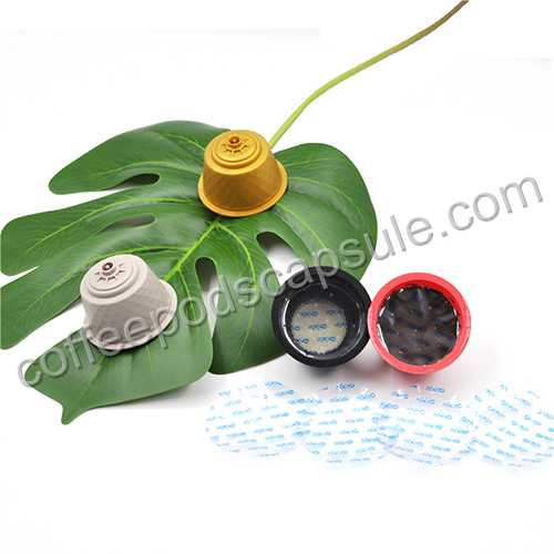 Empty Dolce Gusto Capsule